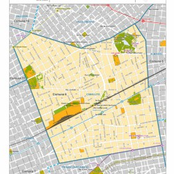 Caballito, el barrio con el aire más contaminado de la Ciudad