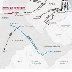 El Metrobus suma ramales en el GBA, pero siguen sin formar una red ni conectar con Capital