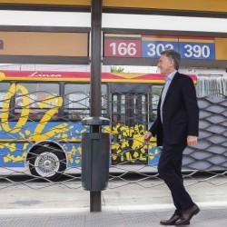 El Metrobus del Oeste tiene más de tres kilómetros y beneficiará a 100 mil pasajeros