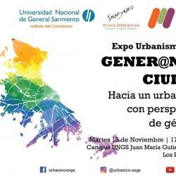 Expourbanismo 2018: Generando ciudad hacia un urbanismo con perspectiva de géneros