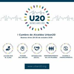 Ciudades globales se reúnen en Buenos Aires para debatir las recomendaciones al G20
