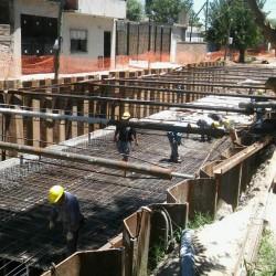 Lomas de Zamora: avanza obras del Aliviador Oeste-Ramal Mugica