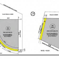 Subastarán dos terrenos vecinos al Tiro Federal el 20 de noviembre