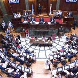 Empieza en la Legislatura la audiencia pública para crear un nuevo Código Urbanístico