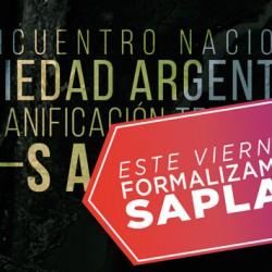 V Encuentro Nacional Sociedad Argentina de Planificación Territorial
