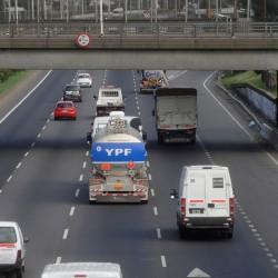 Para aliviar el tránsito y las demoras, empiezan las obras para sumarle carriles al Acceso Oeste