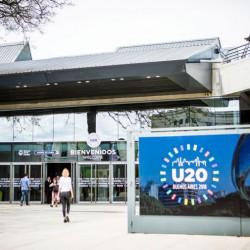 Alcaldes de las principales ciudades del mundo debatieron en el primer Urban 20