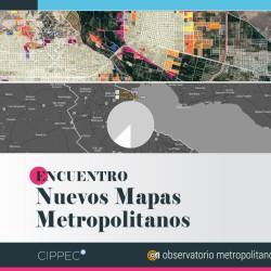 En la semana del urbanismo, encuentro ¨Nuevos Mapas Metropolitanos¨ en el CPAU
