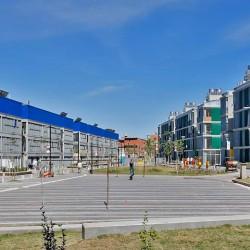 Cómo es La Containera, el nuevo barrio de la Villa 31 a minutos de Recoleta y de Retiro