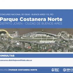 Concurso nacional de ideas - Buenos Aires y el río. Parque Costanera Norte