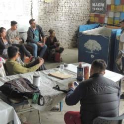 Hurlingham: buscan convertir la basura en una fuente de trabajo