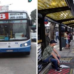 Abrió el Centro de Trasbordo de Liniers y lo usarán 16 líneas de colectivos