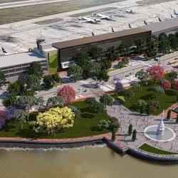El nuevo Aeroparque: terminales grandes, con más comercios y comodidad