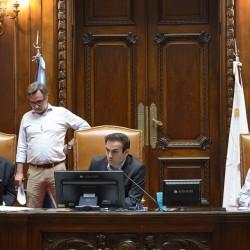 Códigos. Penúltima sesión legislativa con muchos temas