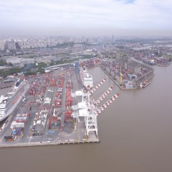 Puerto Buenos Aires: Se lanzó el Plan de Modernización