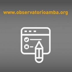 Sitio del Observatorio Metropolitano: breve encuesta