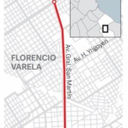 Florencio Varela tendrá su Metrobús: llaman a licitación para construirlo