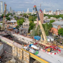 La transformación de tres barrios porteños, sin la cicatriz de las vías del San Martín