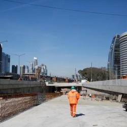 Se cederán a la Ciudad espacios para urbanizar, que servirán para financiar el Paseo del Bajo