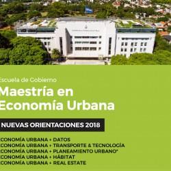 Maestria en Economia Urbana - Universidad Torcuato Di Tella