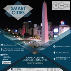 Seminario Gratuito Ciudades Inteligentes