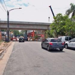 Antes y después: cómo quedaron las calles reabiertas tras las obras del viaducto San Martín
