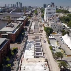 Macri, Vidal y Larreta lanzarán sus campañas en abril con el Paseo del Bajo y el Viaducto Mitre
