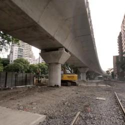 Los vecinos opinan sobre el futuro de los bajoviaductos ferroviarios