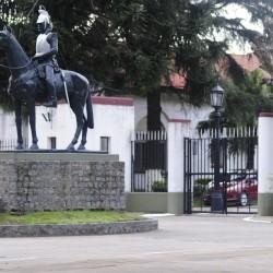 Estudian vender tierras de la Policía Montada en Palermo y mudarla a Barracas
