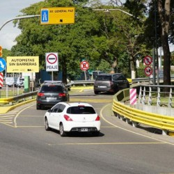 La Ciudad levantará los peajes y subir a la autopista costará el doble sin telepase