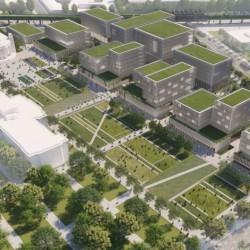 Proponen un nuevo barrio ecológico y peatonal en Palermo