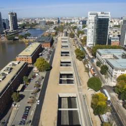 Paseo del Bajo: cómo será la circulación para el tránsito pesado y transporte de larga distancia