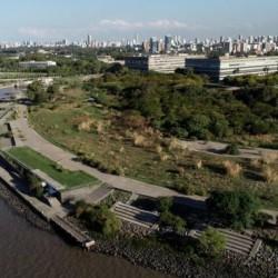 La UBA recupera un amplio terreno en la Costanera Norte