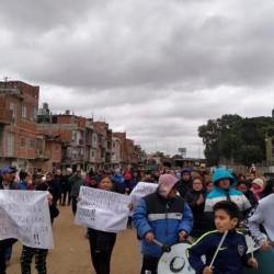 """""""Mientras el viaducto San Martín sale millones, al costado no tenemos luz ni agua y seguimos sin urbanización"""""""