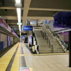 Inauguraron tres estaciones del subte E y se sumarán 63.000 pasajeros a la red