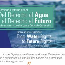 Seminario sobre el derecho al agua: