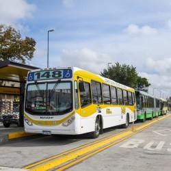 Este martes habilitan el Metrobus de Quilmes, el quinto del Gran Buenos Aires