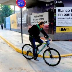 Preocupación de los vecinos por el destino de las tierras bajo el Viaducto Mitre