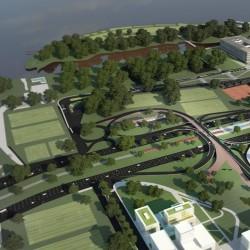 La UBA ampliará Ciudad Universitaria con nuevos edificios en el Parque de la Innovación