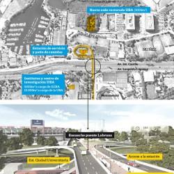 Cambios en Núñez: la UBA administrará una estación de servicio frente a River