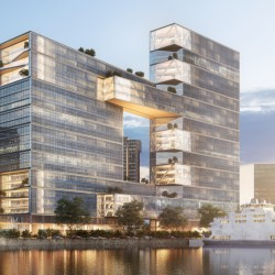 CATALINAS - Constantini invertirá U$S 400 millones para construir 150 mil metros de oficinas frente al río