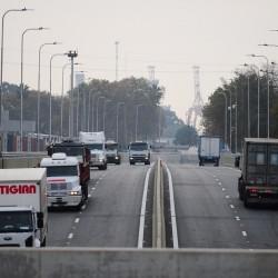 A un mes de la inauguración del Paseo del Bajo, bajaron la congestión y el ruido en Puerto Madero