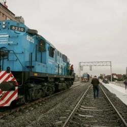 El tren San Martín volverá a llegar a Retiro desde el miércoles de la semana próxima