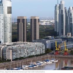 El Estado vendió propiedades por casi mil millones de dólares