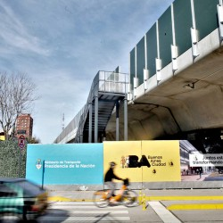 Polémica en Belgrano por el futuro del bajoviaducto