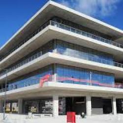 Transformación en Lugano: empezó a funcionar un ministerio donde estaba el Elefante Blanco