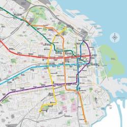 El Gobierno de la Ciudad lanzó la licitación de la Línea F de Subte