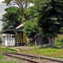 Lanús: harán un parque lineal sobre las vías inactivas del Belgrano Sur