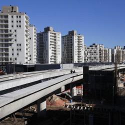 Quitan financiamiento a una obra en el Interior para terminar el viaducto del Belgrano Sur
