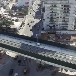 La transformación de Córdoba y Juan B. Justo desde el aire: así quedó una de las zonas que más cambió en la Ciudad